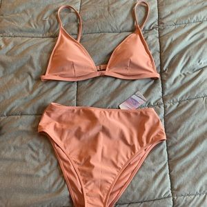 NWT: never worn Forever 21 baiting suit
